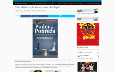 Reseña sobre el GuíaBurros: Poder y pobreza en el diario Soyvenezolano.com