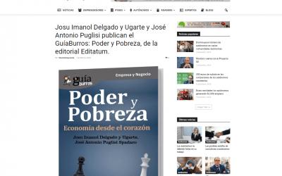 El GuíaBurros: Poder y pobreza, en el medio especializado Mundo Emprende