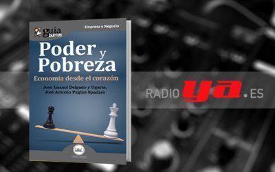 José Antonio Puglisi habla de la descompensación entre poder y pobreza en 'Colaborum'
